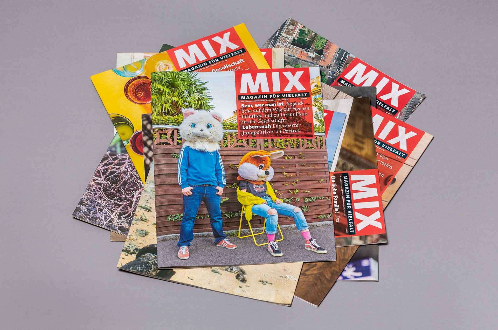 fachstelleintegration-mixmagazin-covers